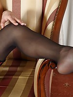men in nylons having sex